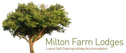 Milton Farm Lodges Logo