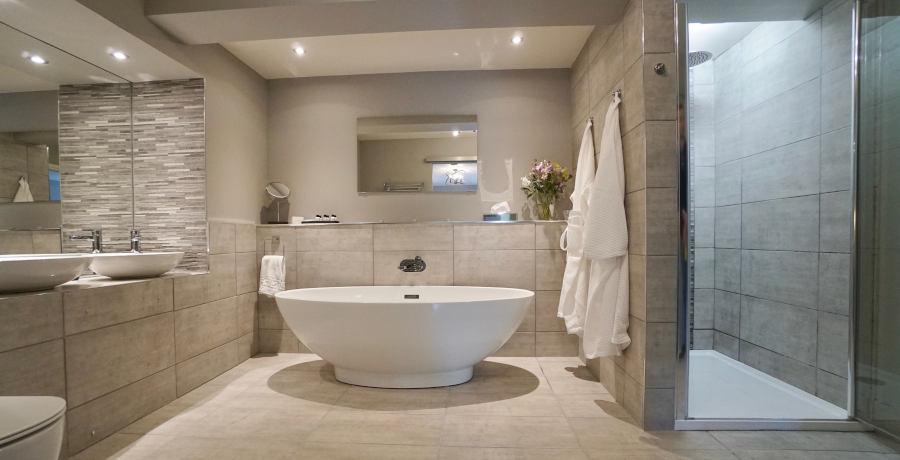 bathroom perthshire