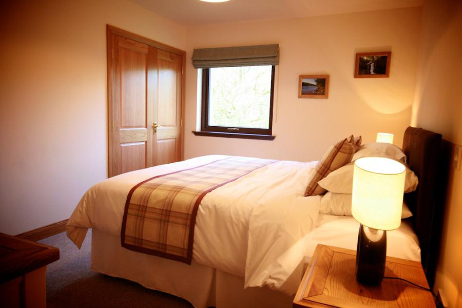 Self catering lodges Apple Tree / Plum Tree