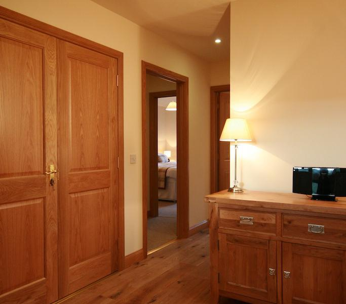 Self Catering Lodges Perthshire Hallway