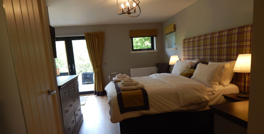 Self Catering Bedroom